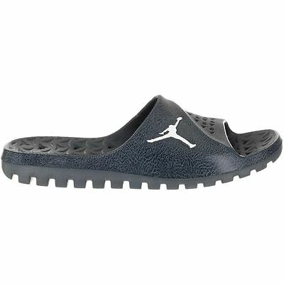 777fdc1f3743 NIKE JORDAN SUPER.FLY Team 2 Graphic Slide Navy White Men s Slides ...