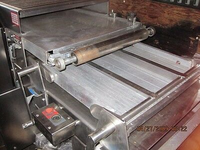 sheeter moulder Moline stainless steel with guarantee