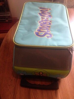 The Mystery Machine Scooby Doo Luggage!