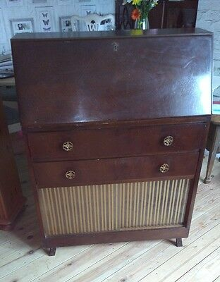 Vintage/retro writing bureau / desk shabby chic upcycle project?
