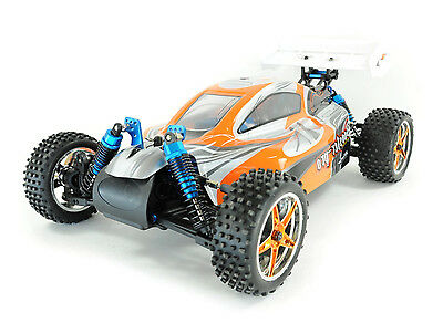 "HSP Amewi Offroad RC Buggy ""Booster Pro"" Brushless M 1:10 RTR 2,4 GHz 4WD 70km/H"