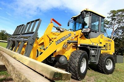 New Hercules Hc360B Wheel Loader