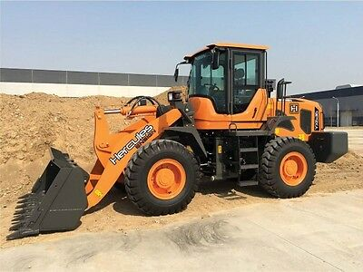 New Hercules Yx638 Wheel Loader