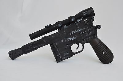 Star Wars Battlefront DL-44 Han Solo blaster Black Edition Full size cosplay