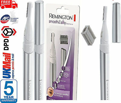 Remington Womens Detail Bikini Eyebrow Smooth Hair Trimmer Shaper Pen - MPT3800