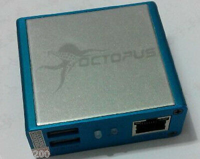 OCTOPUS BOX ACTIVATED with Samsung+LG+Sony Ericsson FULL SET with 38 cables