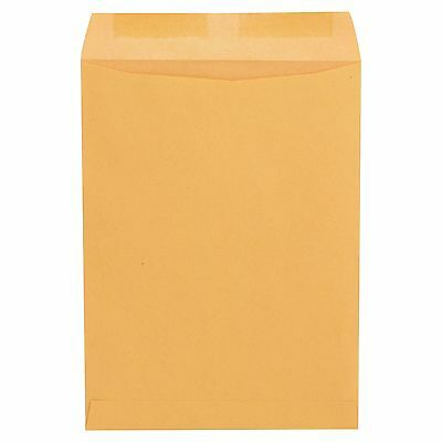 "Universal Catalog Envelope, Center Seam, 9"" x 12"", Light Brown, 250ct."