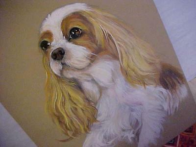 Cavalier King Charles Original Painting