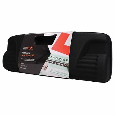 RAC New Driver Kit - Learner Drivers & Recently Passed Driving Test