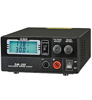Alinco DM-30E 20A (30A Peak) Switch Mode Power Supply