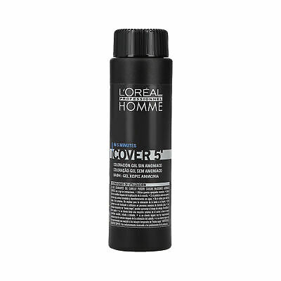 L'Oreal Professionnel Homme Cover 5' Tinta 50 ml