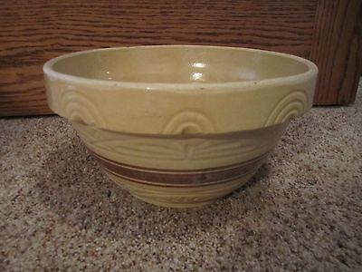 Nice Yellowware RRP Co. Robinson Ransbottom Pottery Bowl!!!!