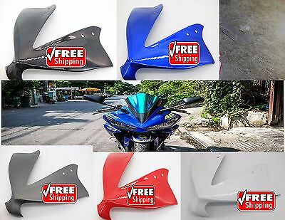 Front fairing cover Yamaha YZF R15 model R3 for Headlight Light Free Shipping!!