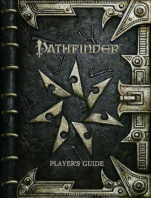 PATHFINDER PLAYER`S GUIDE-Who Will Save Sandpoint?-RPG SC)paizo-very rare
