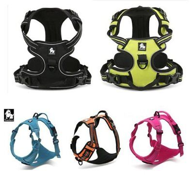 Truelove 3M Front Range Comfortable Reflective Soft Mesh Pet Dog Harness / XS-XL