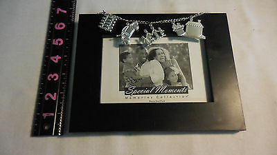 Special Moments Memories Collection Black Picture Frame 75 X 6