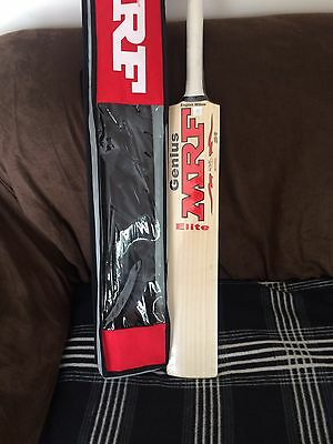 632cb1c5492 MRF ELITE ENGLISH Willow Cricket Bat Abd17 -  299.99