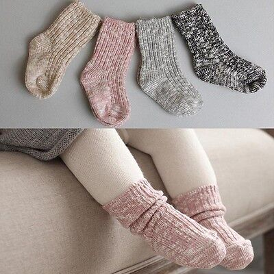 1 Pair Toddler Girls Socks Cotton Baby Ankle Socks Baby Calcetines For  0-4 Year