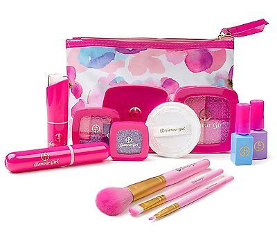 Makeup Set For Children by Glamour Girl - Pretend Play Make up Kit