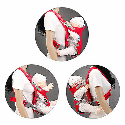 Hot Comfortable Adjustable Newborn Baby Infant Toddler Carrier Backpack Sling