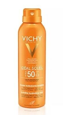 Vichy Ideal Soleil Invisible Hydrating Mist SPF 50 - 200ml