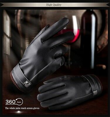 -30° Male Winter Outdoor Gloves Thickened Warm Windproof and Antiskid Ski Gloves