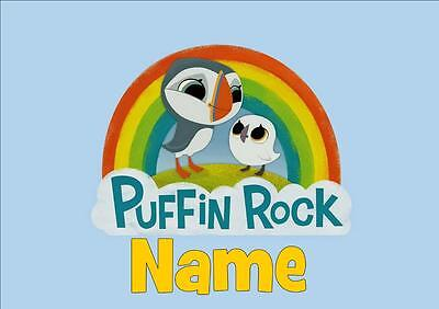 Puffin Rock Personalised Placemat
