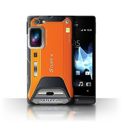 Case/Cover Sony Xperia Miro/ST23I / Camera / Sports