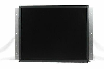 "NEW 19"" LCD Open Frame ARCADE MONITOR for iCade Multicade Game Elf PCB VGA Input"