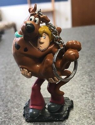 1999 hanna barbera Scooby-doo Shaggy Key Chain