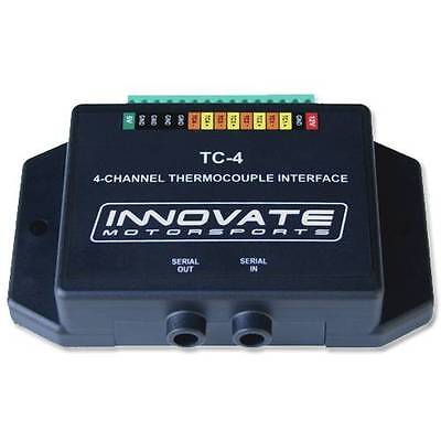 Innovate Technology TC-4 (4 Channel Thermocouple Amplifier) PN: 3784