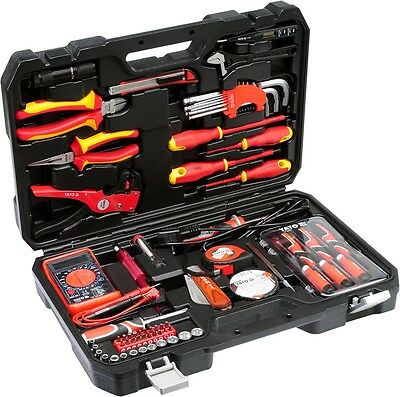 Yato 94Pcs Tool Set For Electricans 1000V S2 Class New!!! Yt-39009