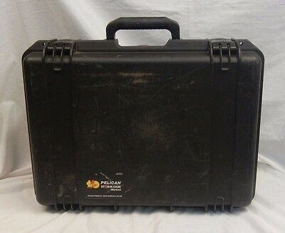 Pelican Storm Case Im2600 With Foam Insert Black Color