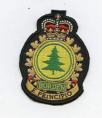 CFB Borden Badge Patch