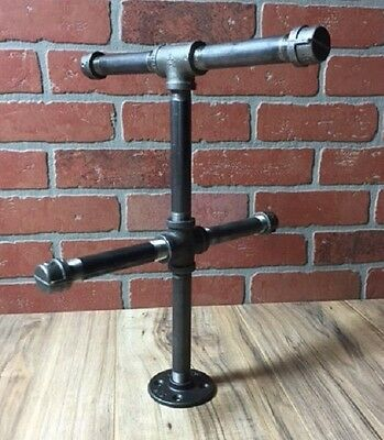 Industrial Style Jewelry Stand Pipe Rack Bracelet Holder Necklace Display