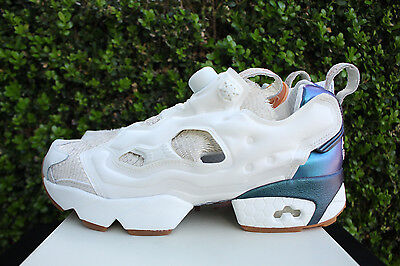 f2bed39db58b Reebok Iinstapump Fury Cny Sz 8.5 Chalk Chinese New Year 2017 Rooster Bd2026