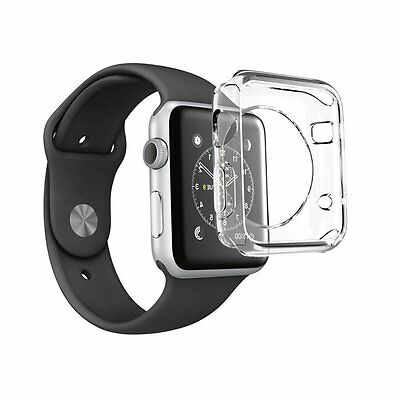 Transparent Apple Watch Protective Screen Protector for APPLE WATCH Series 1
