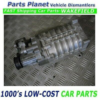 07 Golf 1.4 Tfsi Engine Super Charger Supercharger Unit 325484 Breaking/salvage