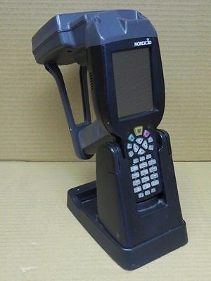 Nordic ID Merlin Mobile Computer HTE00060 Scanner CD UHF 1DLsr WLAN With Dock