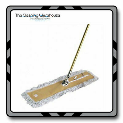 "Dust Control lobby Mop sweeper 48"" / 120cm extra large"