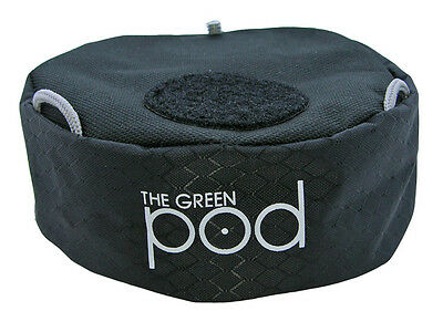 "Green ""The Pod"" Bean Bag DSLR Tripod Alternative"
