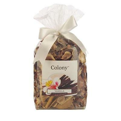 Wax Lyrical Vanilla 180g Bag of Colony Pot Pourri FREE P&P