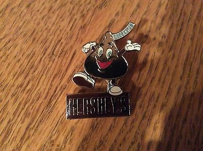 Hershey's Kisses Advertising Souvenir Collector Pin-Hersheys Kiss Chocolate NEW!