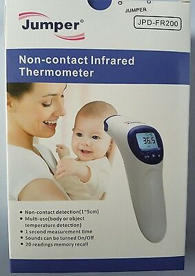 Non-Contact Infrared Temperature Baby Thermometer CE FDA Approved