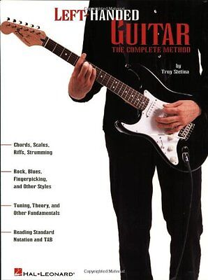 Partition pour guitare - Left-Handed Guitar: The Complete Method
