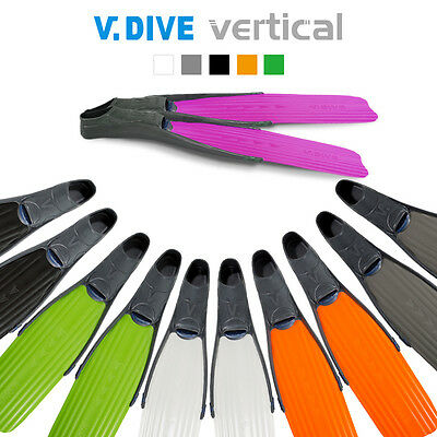 ~ V.Dive ~ Freediving Spearfishing Fins Snorkeling Fins good as Omer Cressi Tusa