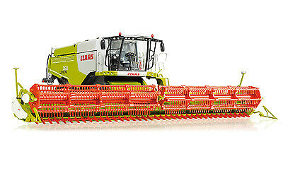 Wiking 1:32 Mietitrebbia Combine Harvester Claas Lexion 760Tt V1200  Art 7824