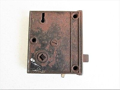 Antique Metal Door Lock Light Switch Parts Cast Iron Rustic Industrial Steampunk