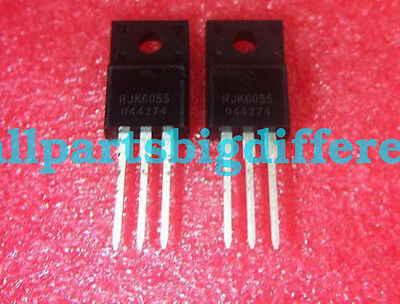 20/50/100pcs RJK60S5 New Genuine RENESAS TO-220F Transistor Wholesale