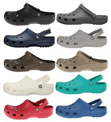 Crocs Classic Clog 10001 Men's Women's Clogs Unisex 4 5 6 7 8 9 10 11 12 13 14